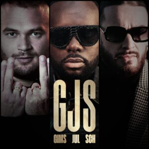 Gims – GJS ft. Jul & SCH